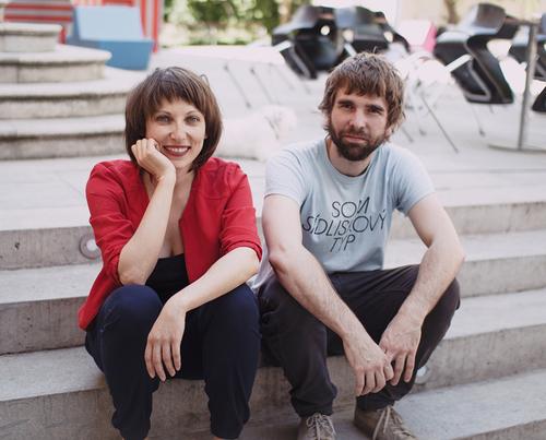 Šárka Svobodová, Jaroslav Sedlák; foto: Lera Lazareva.