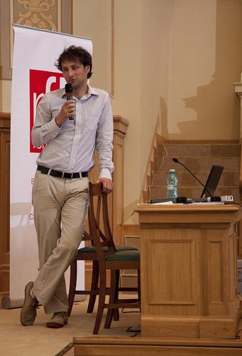 Petr Lešek; foto: archiv autora.