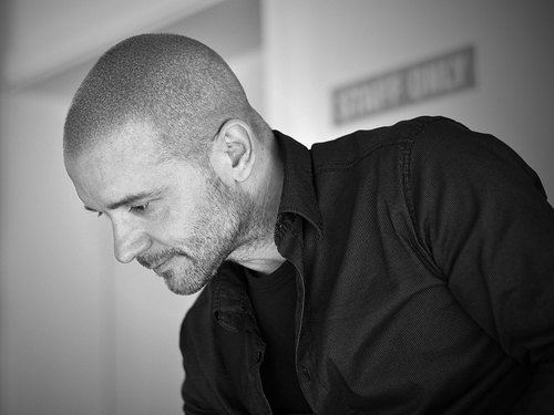 Robert Konieczny; foto: Marcin Gola.