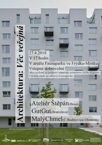 Architektura: Věc veřejná
