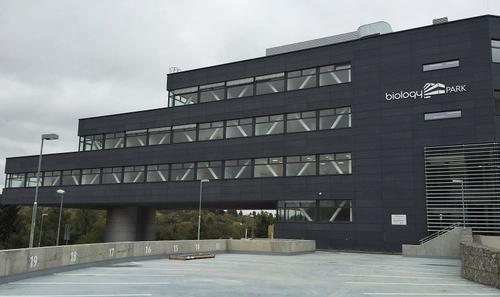 Biology Park, Brno: interiérová prosklení – sklo POLFLAM® třídy EI 30.