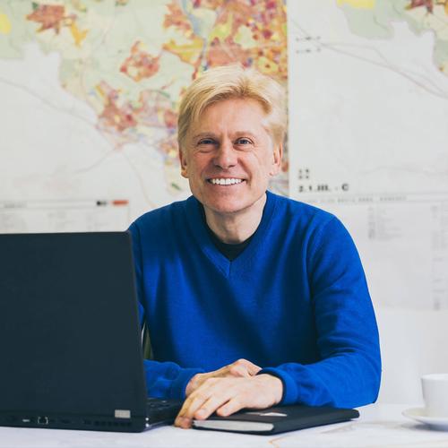 Michal Sedláček, ředitel Kanceláře architekta města Brna; foto: Simona Zpěváková / KAM Brno.