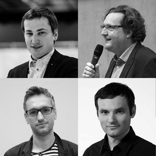 Ondřej Boháč, Petr Hlaváček, Adam Gebrian, Eugen Liška.