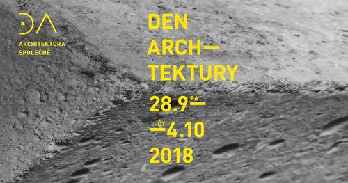 Den architektury 2018.