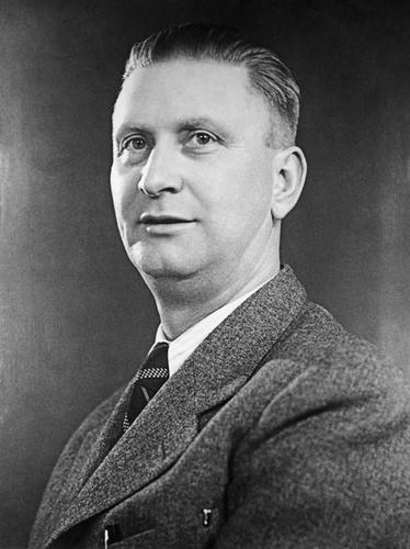 Jan Antonín Baťa; source: ČTK.
