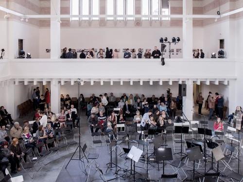 PLURAL: Nová synagoga vŽilině, 2011–2018; foto:Kathrine Thude, Daniela Dostálková.