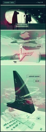Komiks grafika Josefa Čevory ze studia Mixage, odhalující vtipnou formou trochu z obsahu čísla...