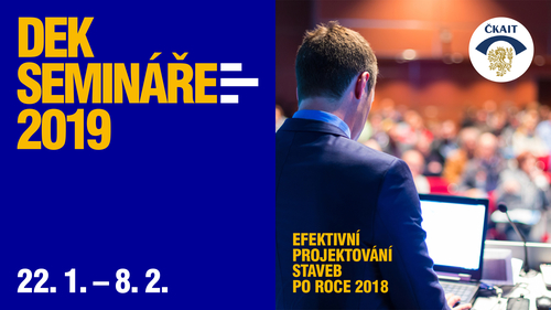 DEK semináře 2019