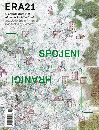 ERA21 #01/2019 Spojeni hranicí; design obálky: Josef Čevora.