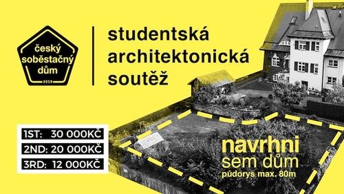 Český soběstačný dům 2019.