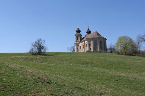 Kostel sv. Markéty vŠonově; foto: Filip Landa.