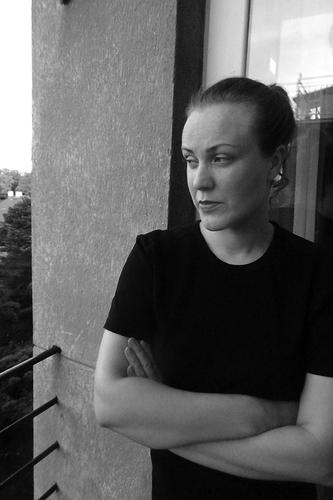 Michaela Janečková; foto: Vasil Artamonov.