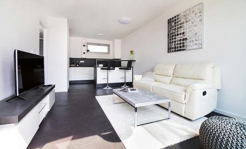 Developer kladl důraz na kvalitu vybavení a všechny byty jsou doplněny nejmodernějšími technologiemi.