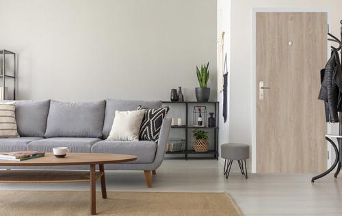 Výrobce bezpečnostních dveří Sherlock® nabízí mimo jiné možnost různého vzhledu vnitřní avnější strany bytových dveří dle individuálních přání klienta.