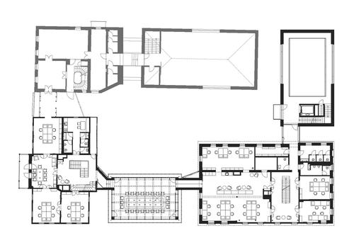 Upper floor.