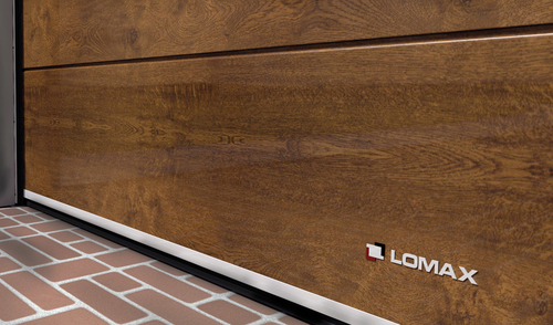 K dispozici jsou různé imitace dřeva na hladkém povchu.