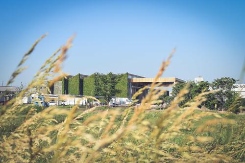 LIKO-Vo reaguje na změnu klimatu anabízí řešení pro zadržování vody, udržení zdravého prostředí ahospodaření svodou díky zeleným střechám a stěnám avertikálnímu kořenovému systému čištění odpadních vod.