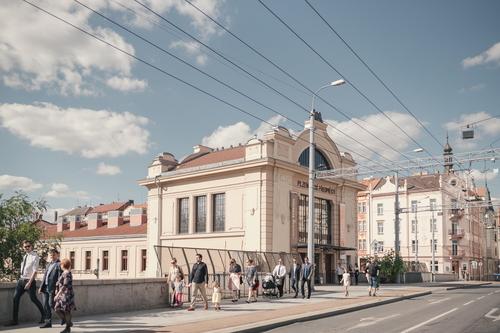 Plzeň– Jižní Předměstí, 2018; foto: Matěj Hašek.