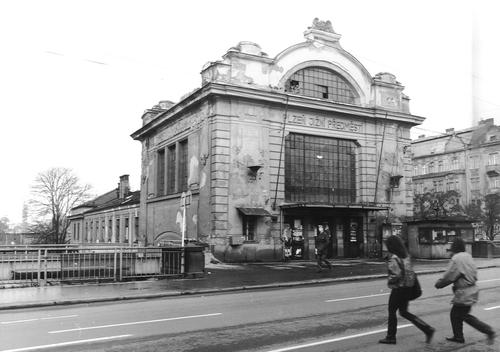 Plzeň– Jižní Předměstí, 1992; zdroj: archiv organizace Johan.