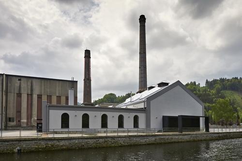 Kotelna vŽelezném Brodě; zdroj: archiv Filipa Horatschkeho.