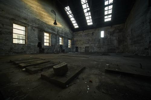 Kotelna textilní továrny, 2009; zdroj: archiv Filipa Horatschkeho.