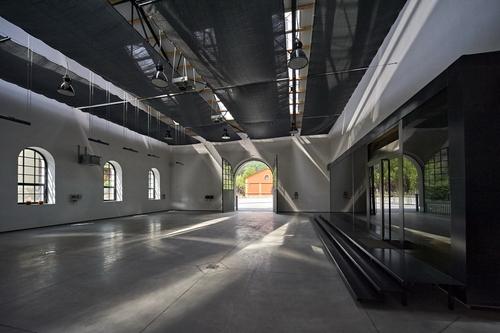 Kotelna textilní továrny, 2015; zdroj: archiv Filipa Horatschkeho.