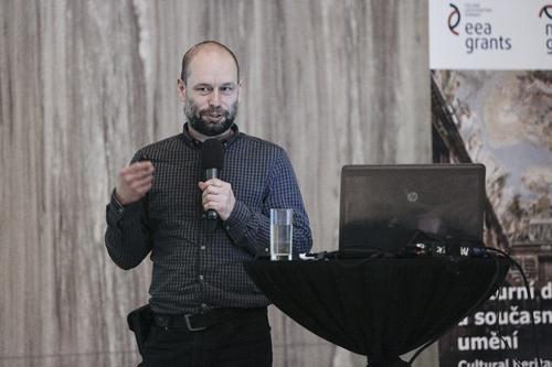 Architekt Martin Kloda se problematikou stavební legislativy zabývá v rámci svého působení v ČKA i na pražském magistrátu.