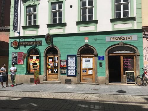 Olomouc; foto: Veronika R. Fullerová.
