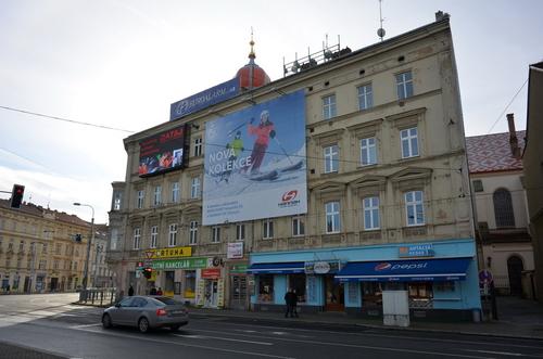 Plzeň; foto: Veronika R. Fullerová.
