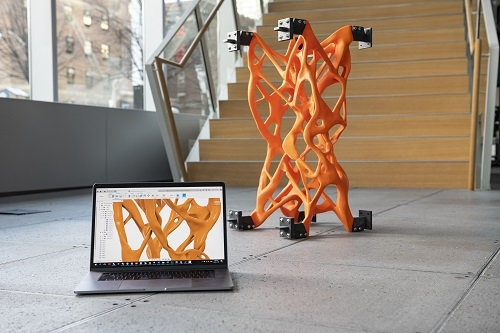 Možnosti generativního designu; foto: Autodesk.