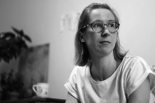 Hana Lesáková; foto: Adéla Drnovská.