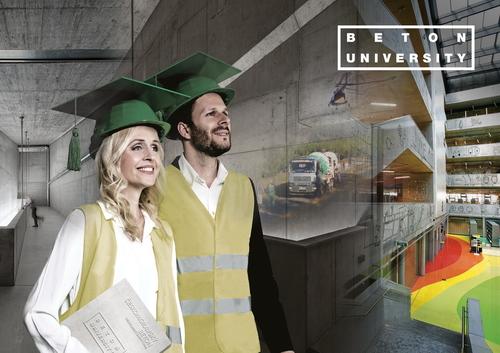 Beton University; zdroj: Českomoravský beton.
