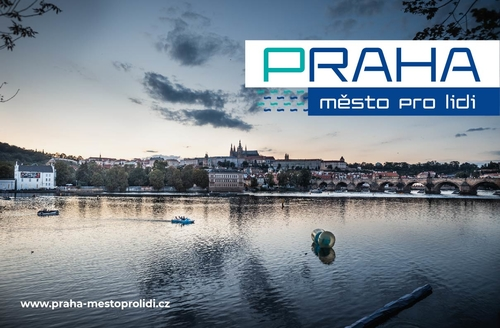 Praha – město pro lidi; www.praha-mestoprolidi.cz