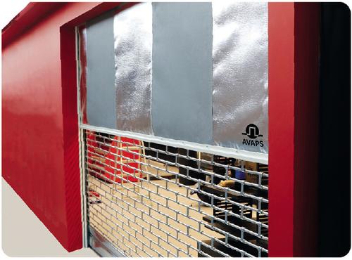 Důležitost požárních uzávěrů ve stavbách; zdroj: Avaps.