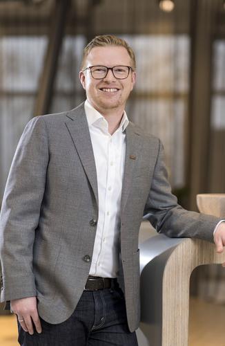 Jan Kattenbeck, vedoucí interního prodeje a tým: projektový manažer ve společnosti markilux; foto: markilux.